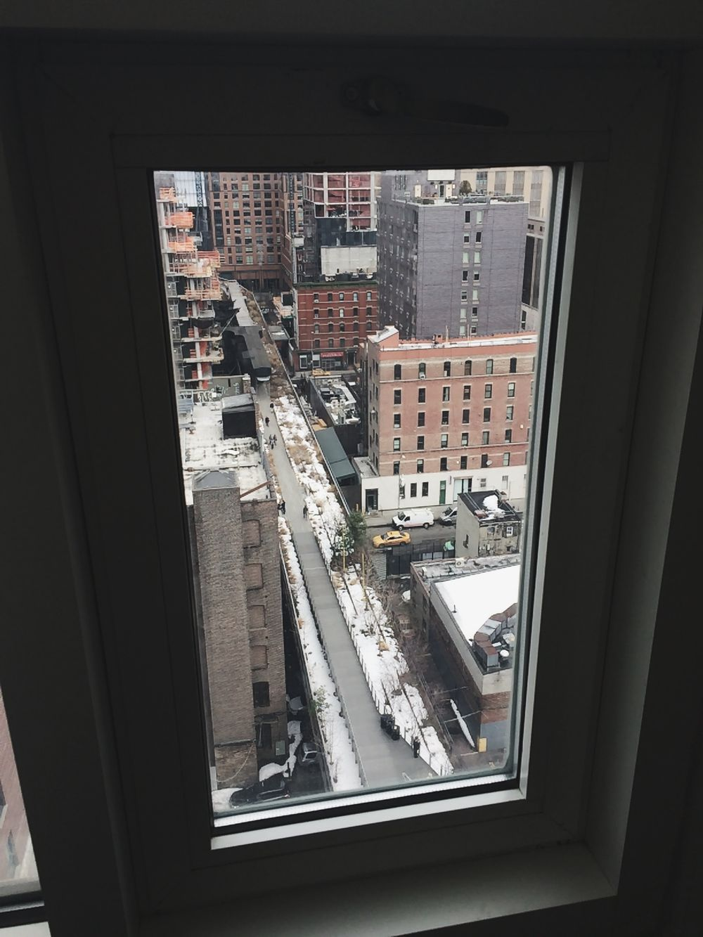 Above the Highline