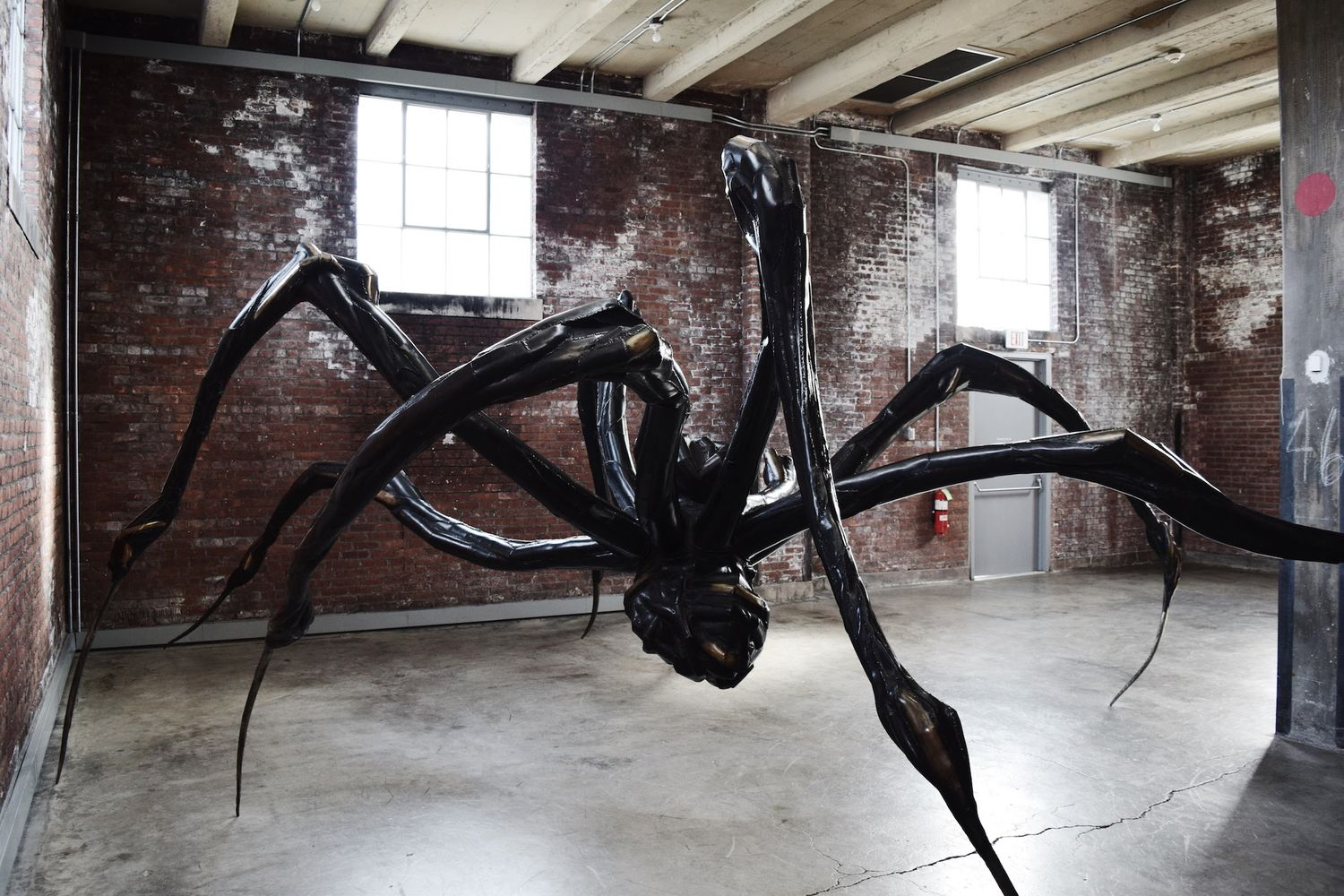 Louise Bourgeois, Dia Beacon
