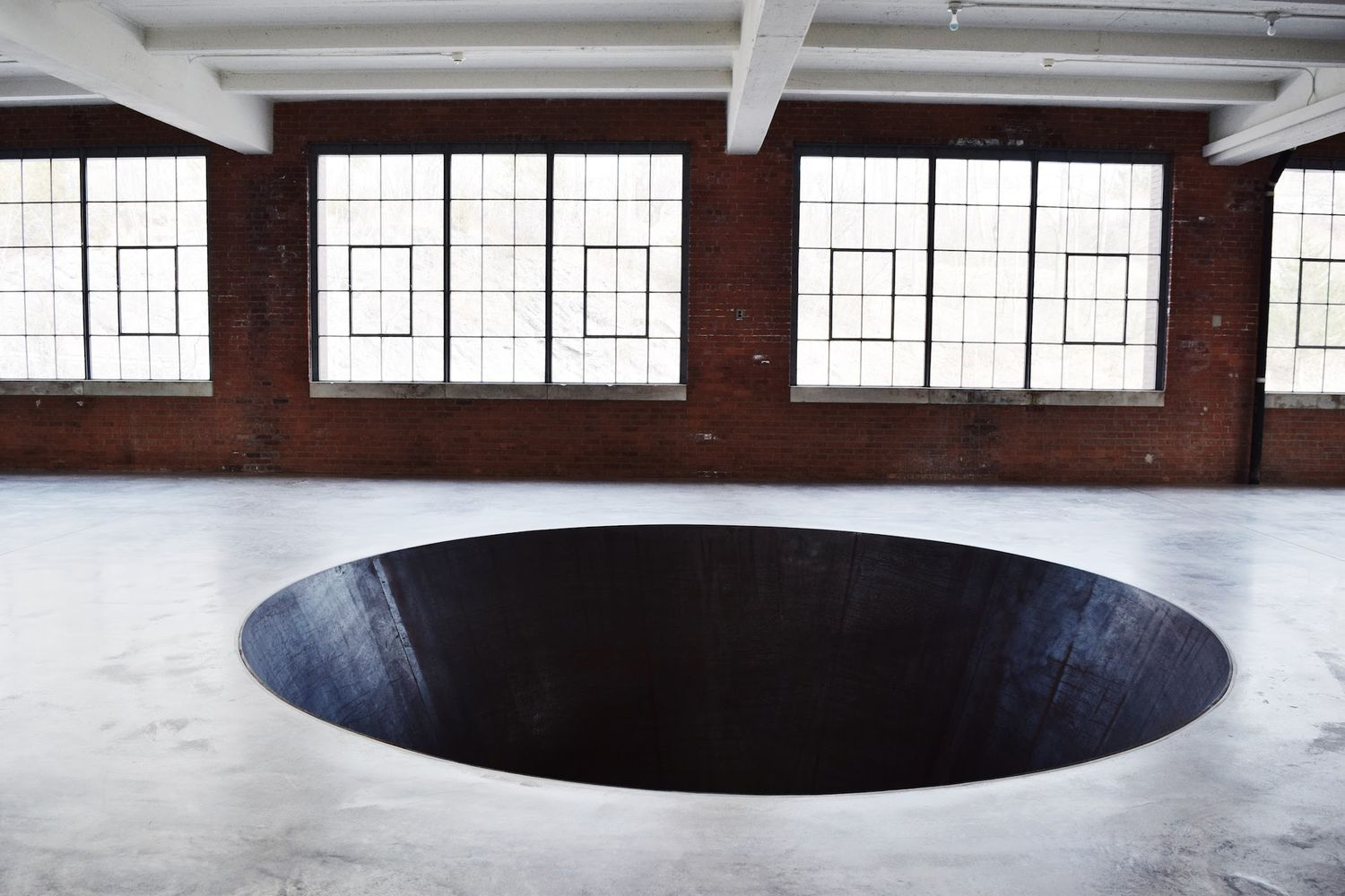 Michael Heizer, Dia Beacon