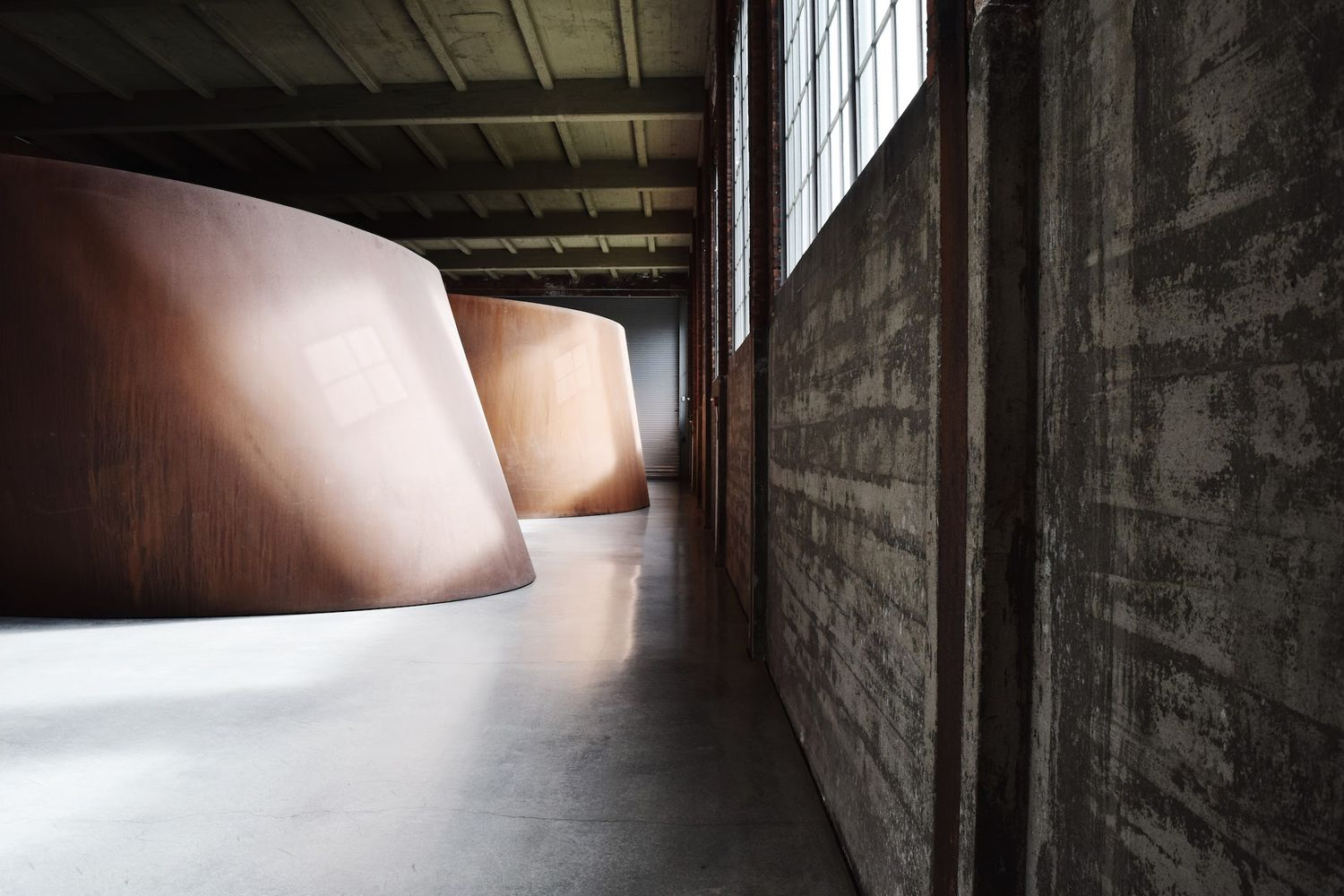Richard Serra, Dia Beacon