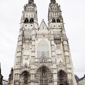 Cathedral Saint Gatien Tours