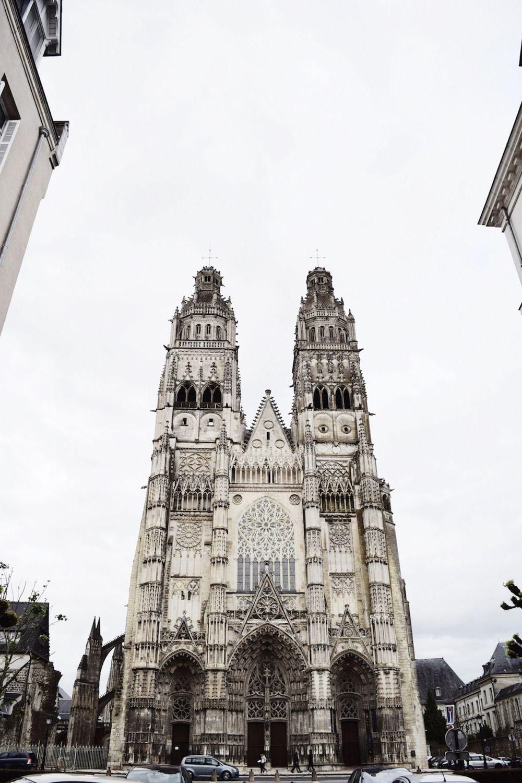 Cathedral Saint Gatien Tours, France