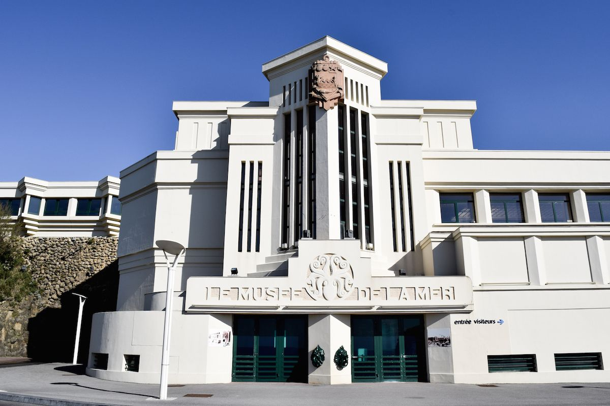 Architecture Biarritz