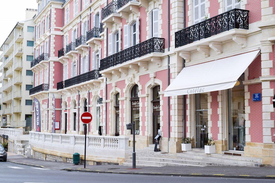 Architecture in Biarritz