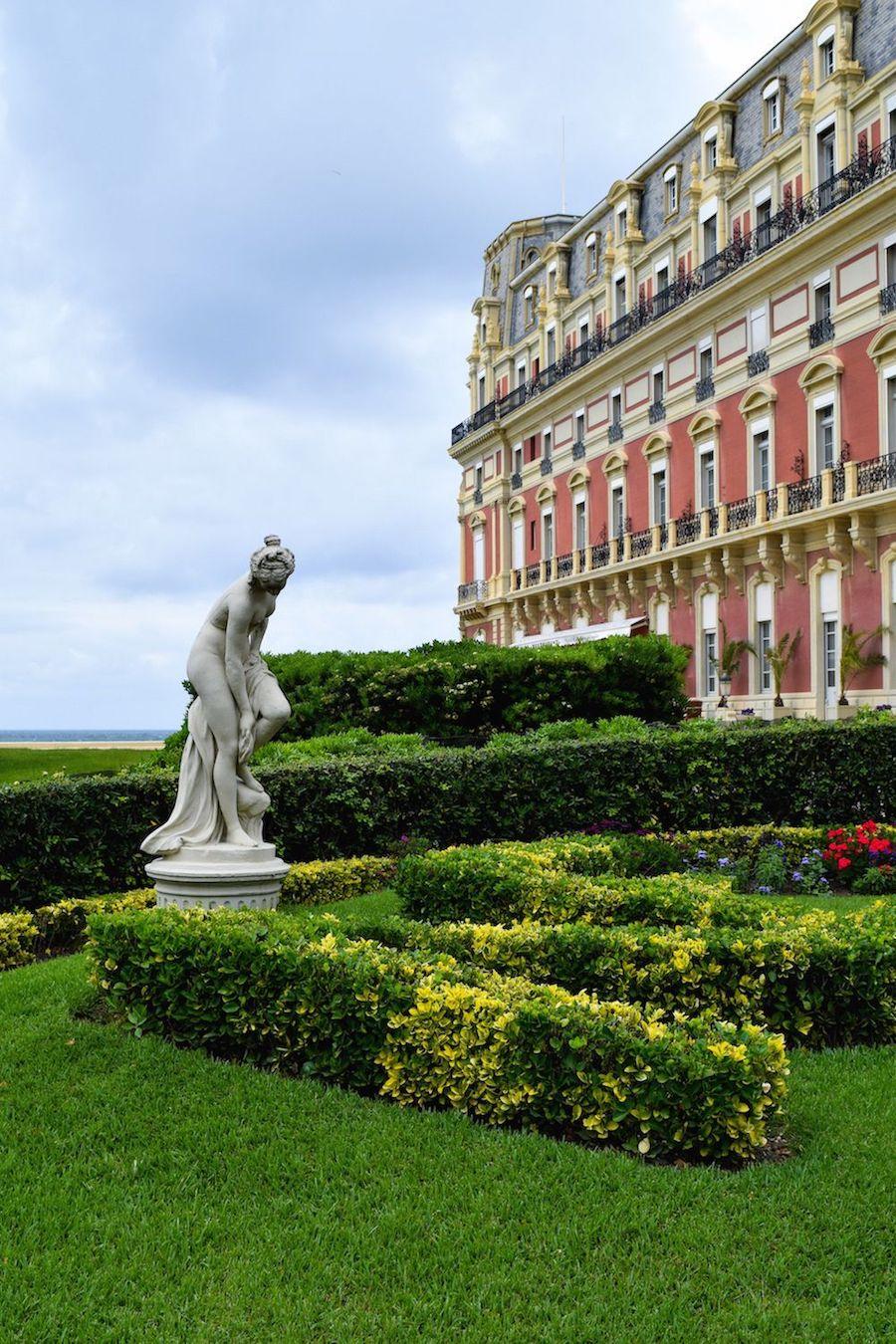 Hotel du Palais