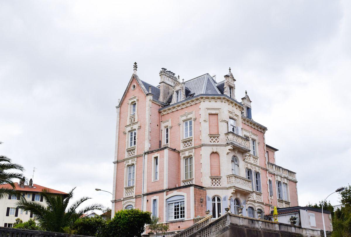 Houses of Biarritz