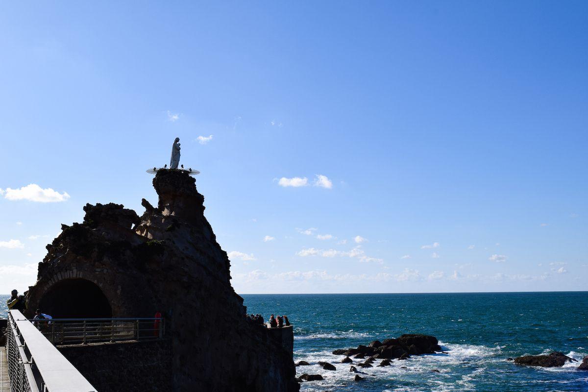 La Rocher de la Vierge