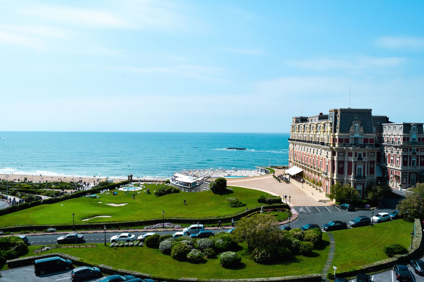 Awesome Cities You MUST Visit in France – Le Carlton Biarritz, Basque Country
