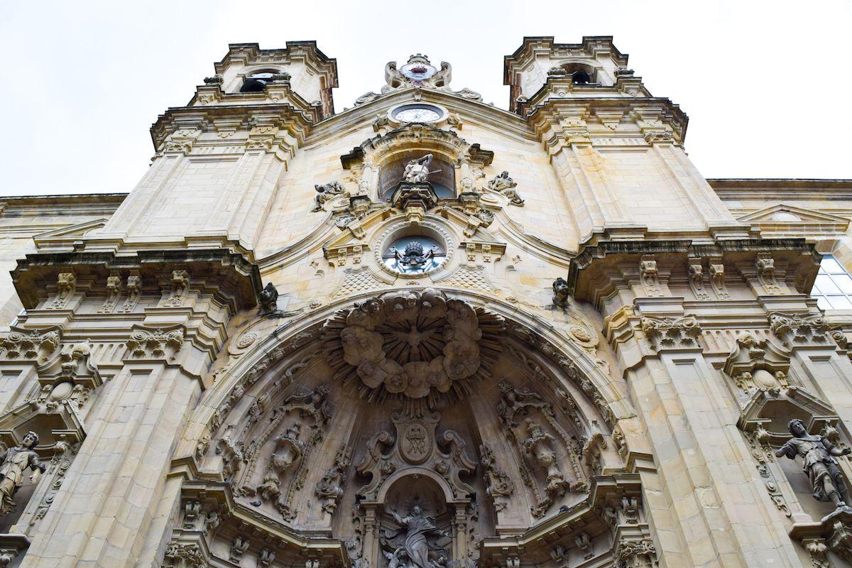 San Sebastian Iglesia de Santa Maria