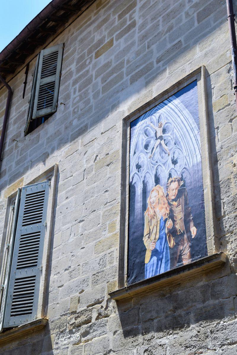 Avignon trompe l'oeil