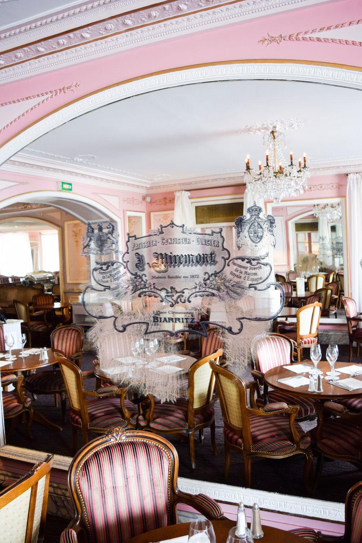 Café Miremont, Biarritz, France