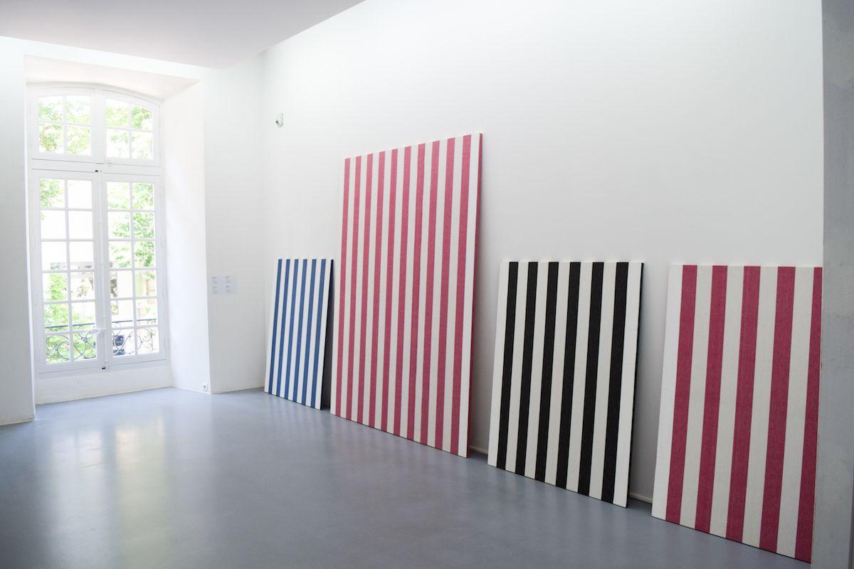Collection Lambert Daniel Buren