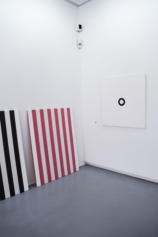 Collection Lambert Olivier Mosset