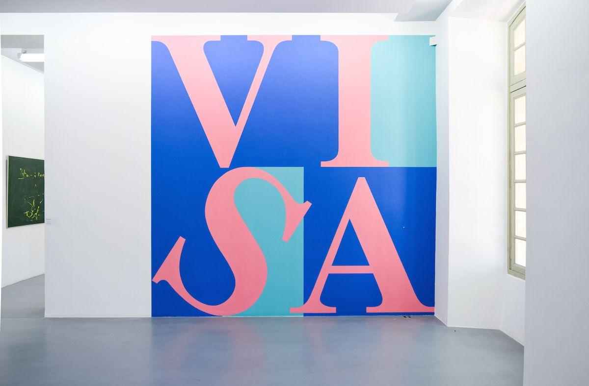 Collection Lambert, Mircea Cantor's Another Message