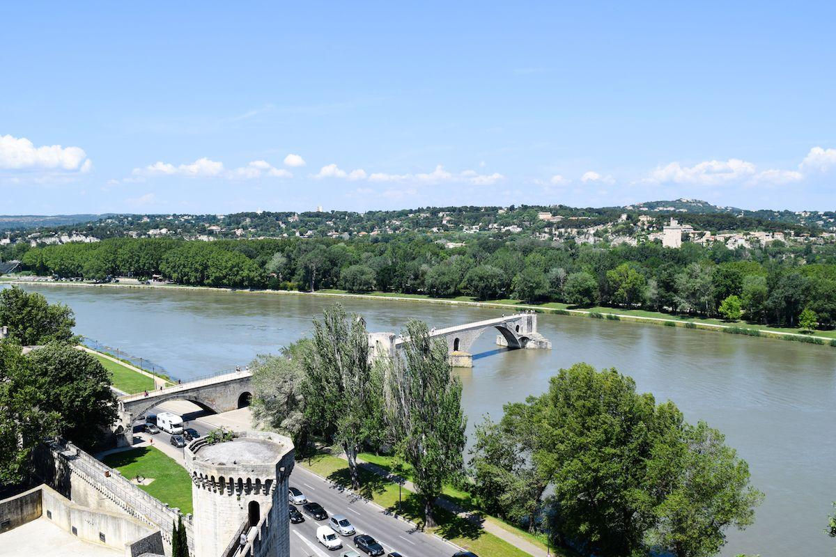 Rocher des Doms, Avignon, France
