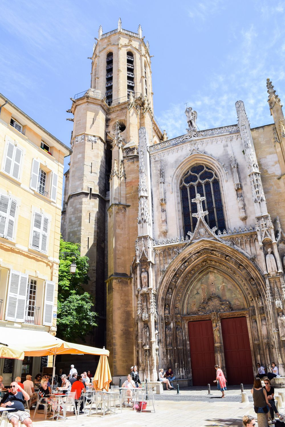 Cathedral Saint Sauveur, Aix-en-Provence, Best of Provence