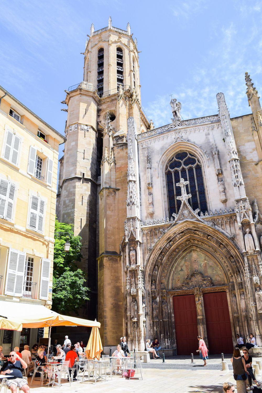 Cathedral Saint Sauveur, Aix-en-Provence