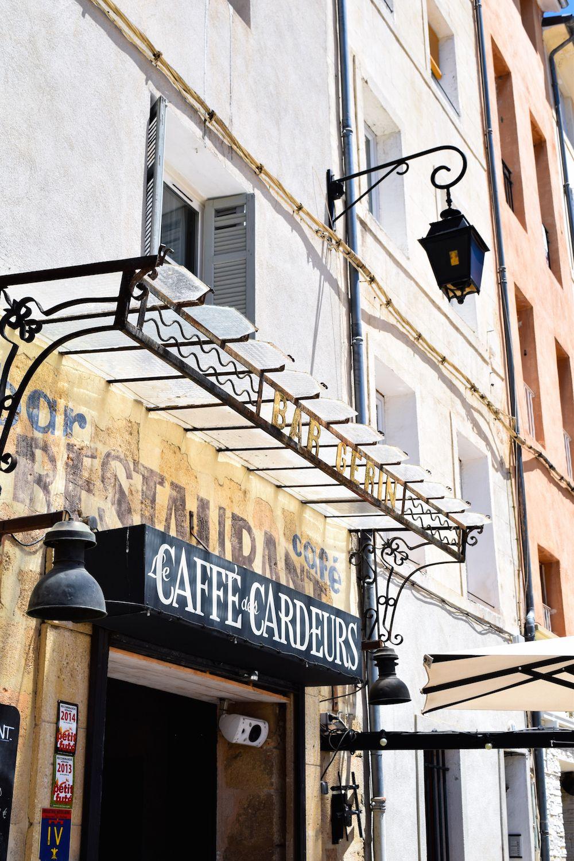 Forum des Cardeurs, Aix-en-Provence