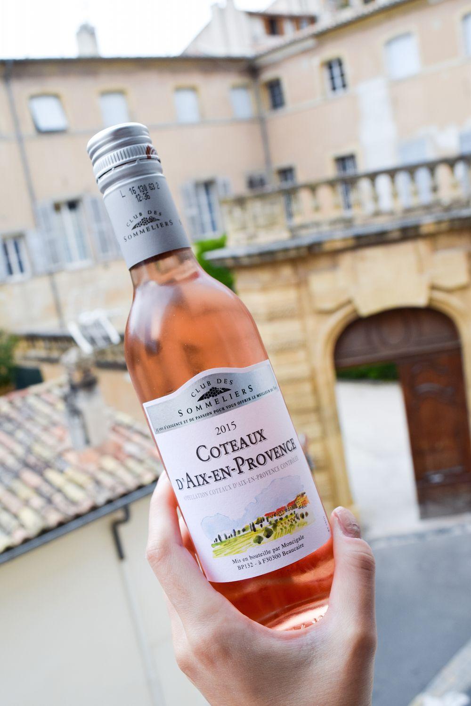 Aix-en-Provence Rosé