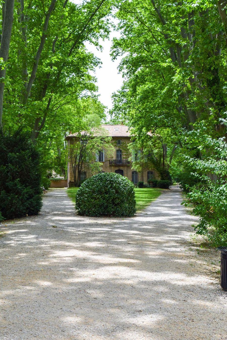 Jas de Bouffon, Aix-en-Provence, France