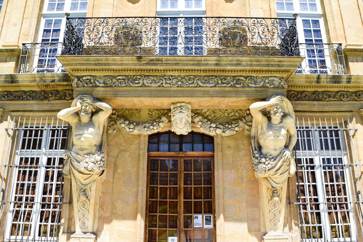 Pavillon de Vendôme, Aix-en-Provence
