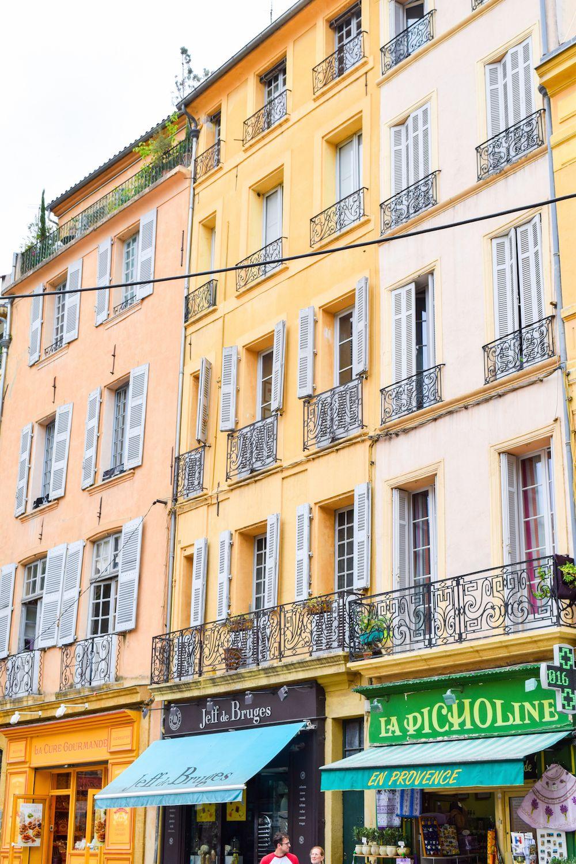 Place de la Mairie, Aix-en-Provence