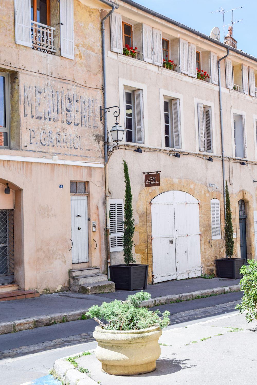 Rue Fernand Dol, Aix-en-Provence