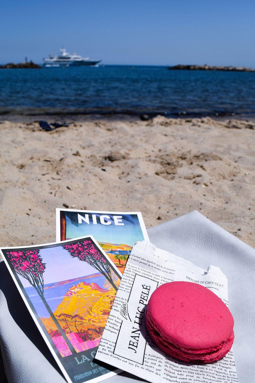 Antibes Beach