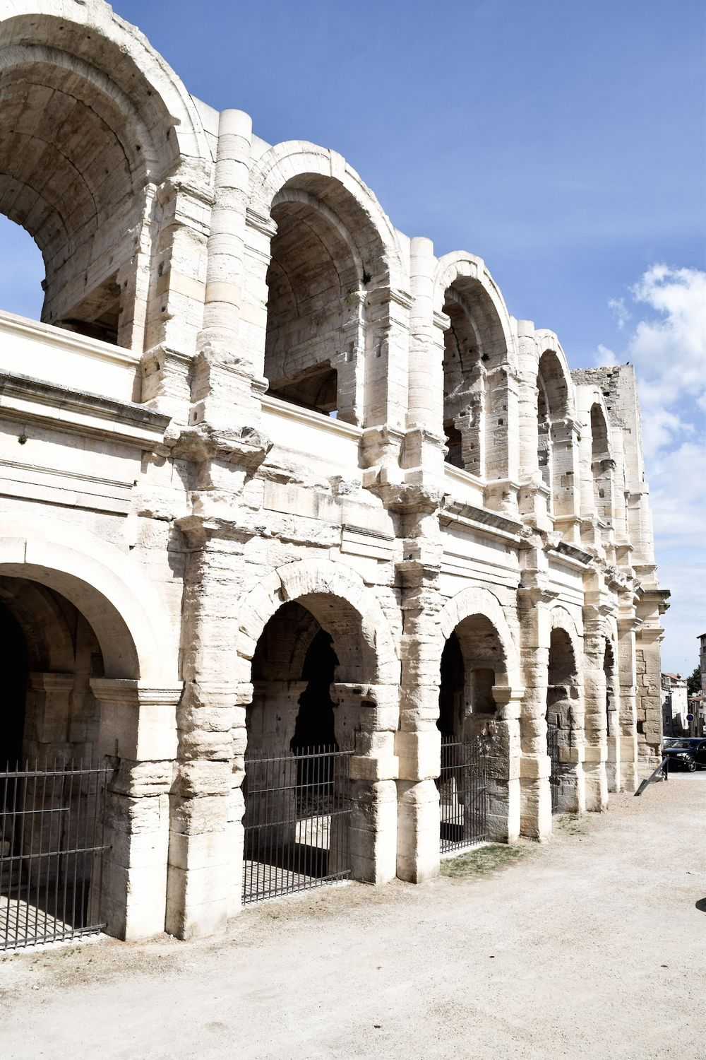 Things to do in Arles: Arles Amphitheatre