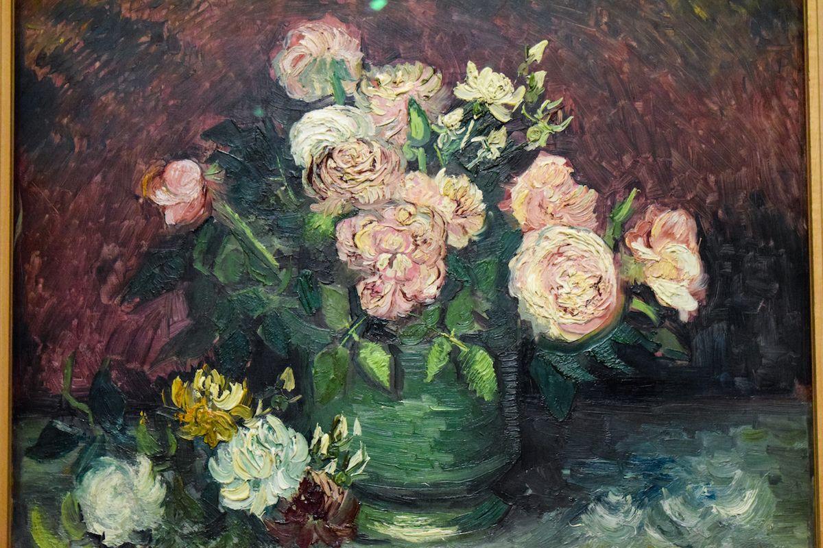 Fondation Vincent Van Gogh Arles - Roses et pivoines / Roses and Peonies