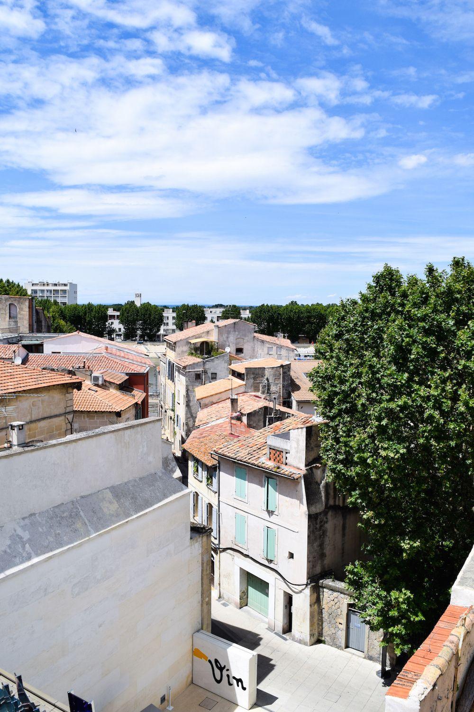 Fondation Vincent Van Gogh Arles Rooftop