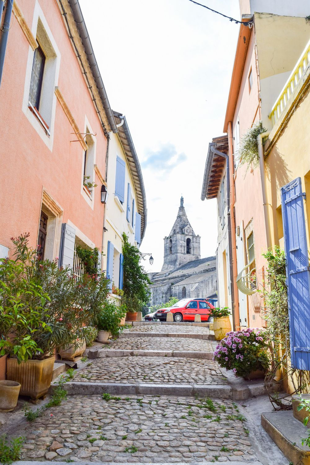 Small Towns in France: Arles