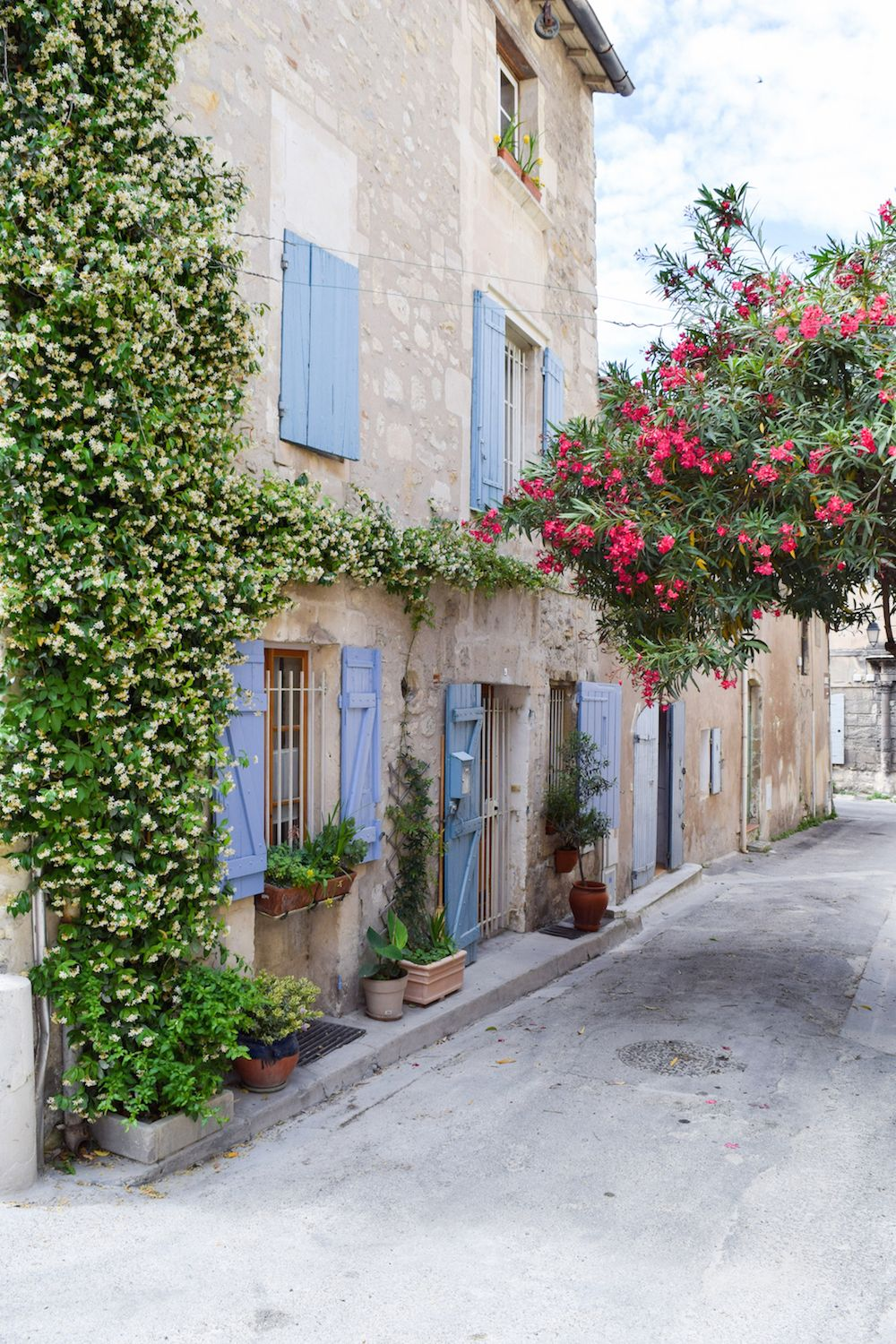 Things to do in Arles, France: Explore the residential neighborhood west of Rue Gambetta