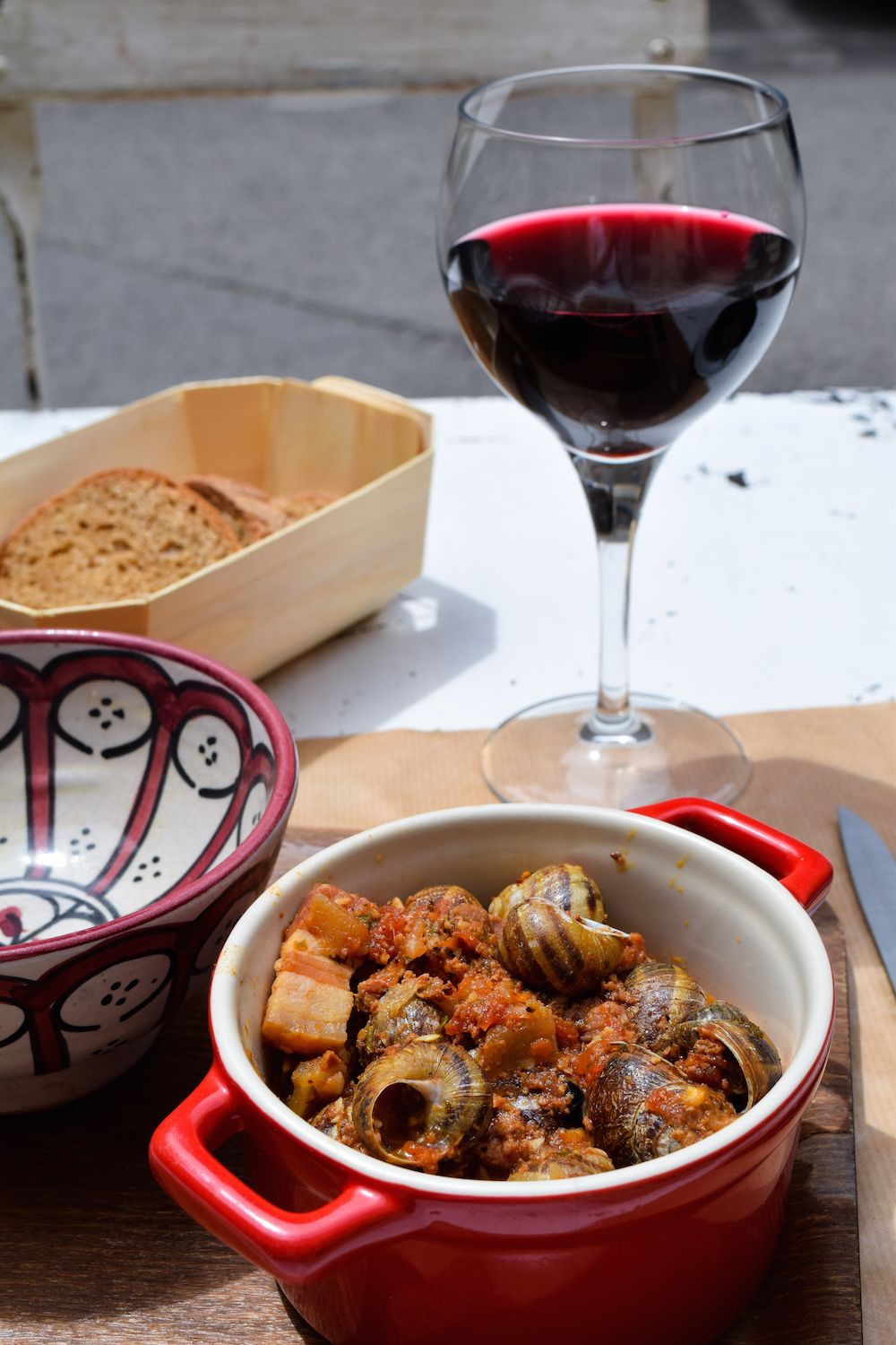 Things to do in Arles: Eat provençal food!