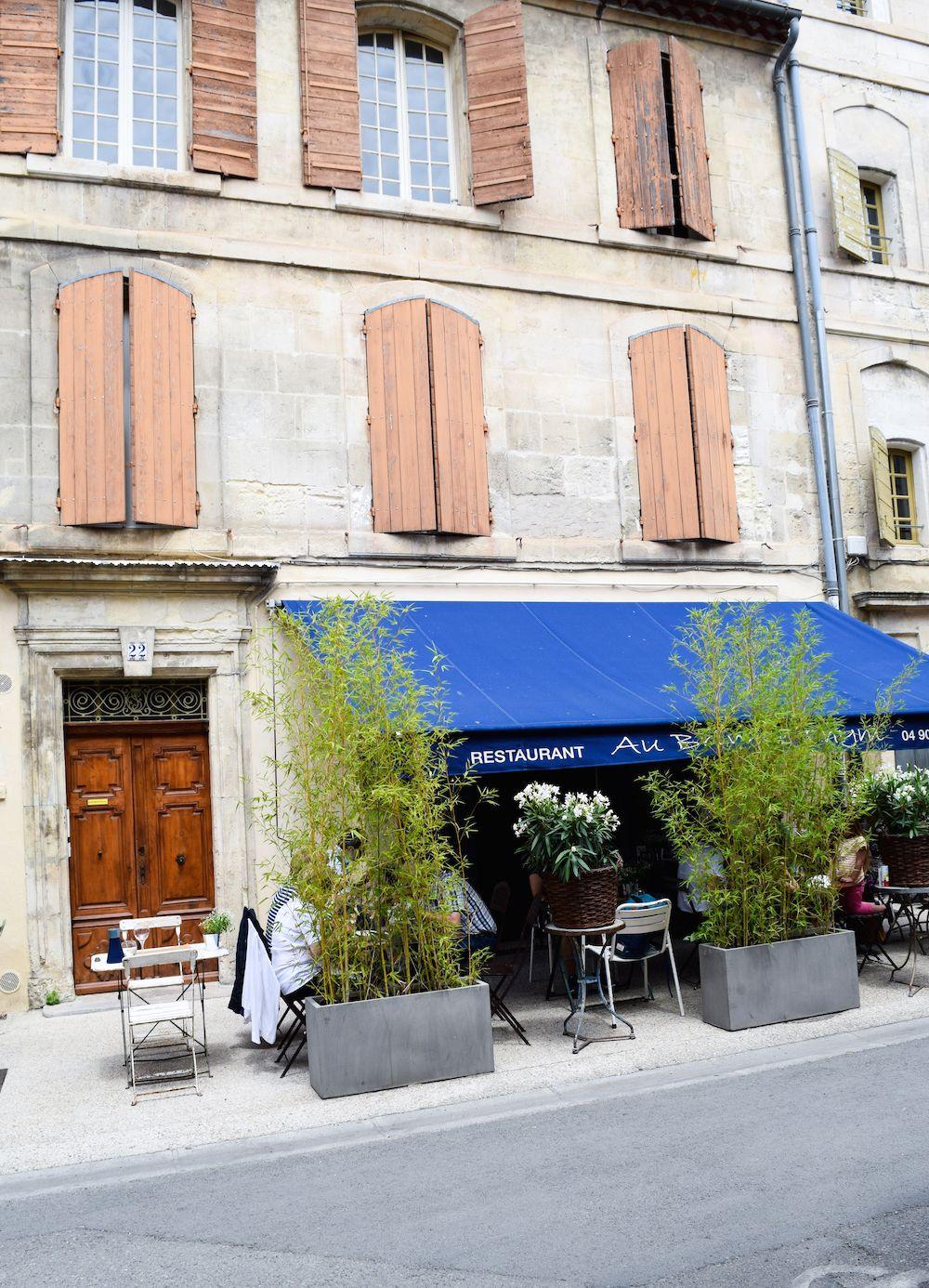 Au Brin de Thyme Restaurant Arles