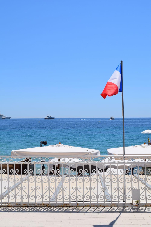 Juan Les Pins Beach Restaurant