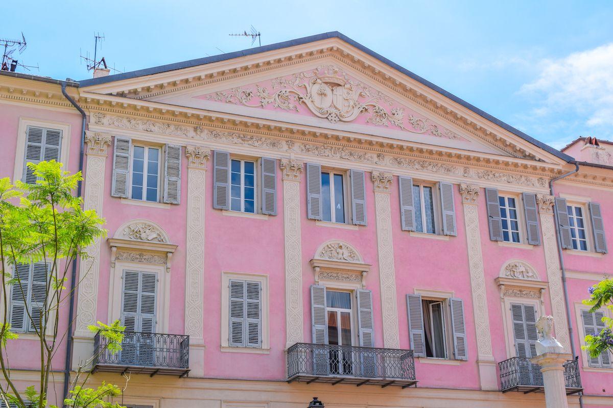 Menton, France