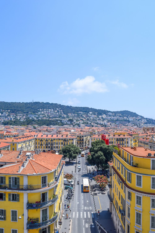 Roof of MAMAC, Nice