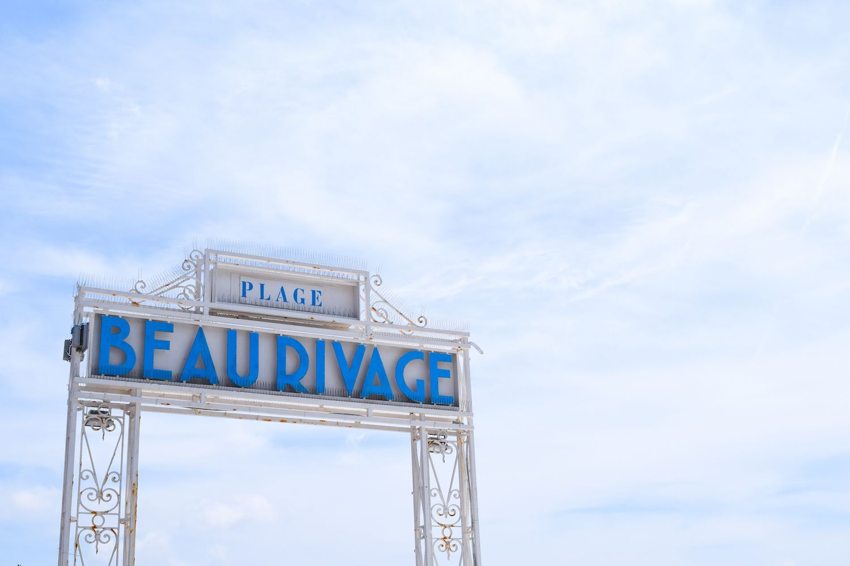 Nice Plage Beau Rivage