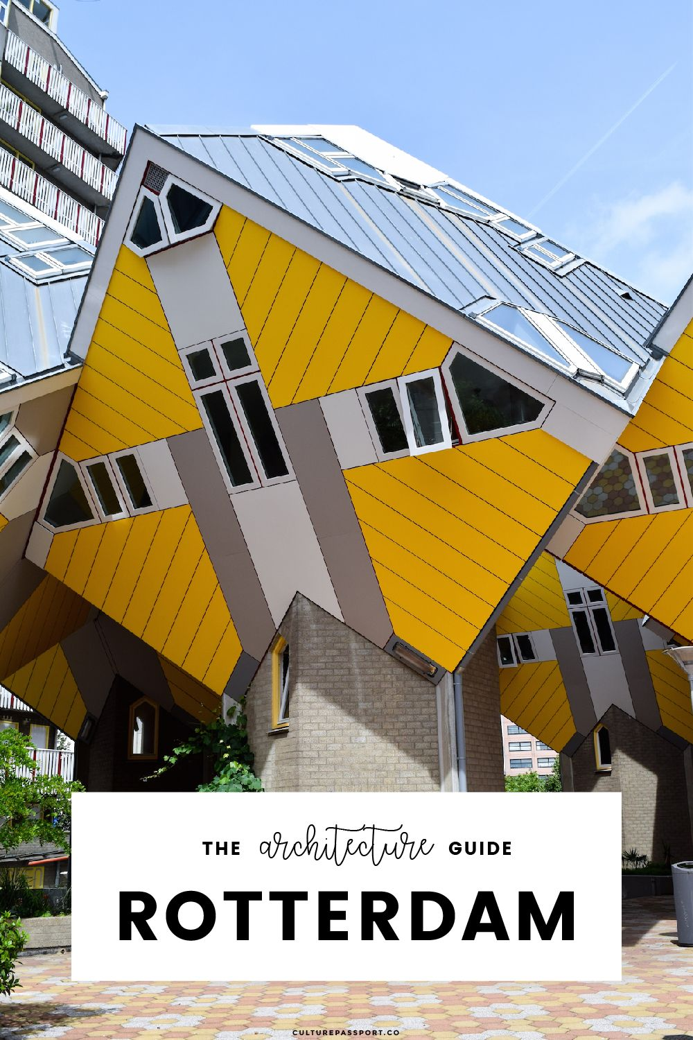 An Awesome Guide to Rotterdam Architecture!
