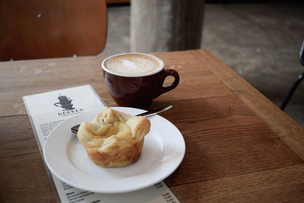 Hopper Cafe, Rotterdam