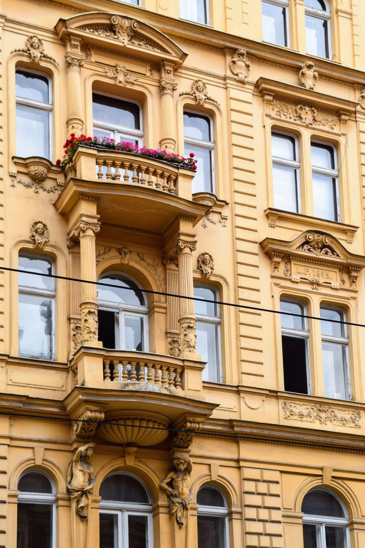 New Town, Prague