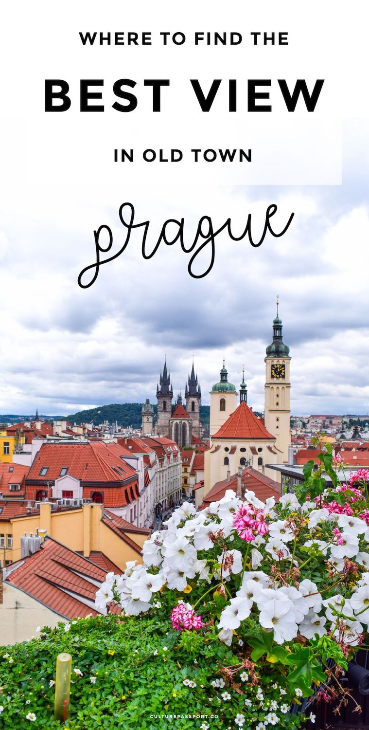 Where to find the best view in old town prague for Top ten prague
