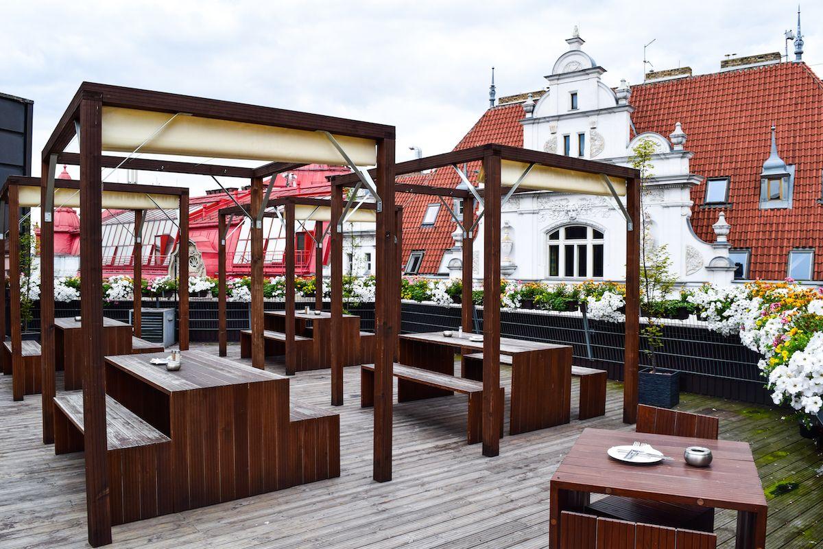 Best View in Prague, Views from T-Anker, Prague