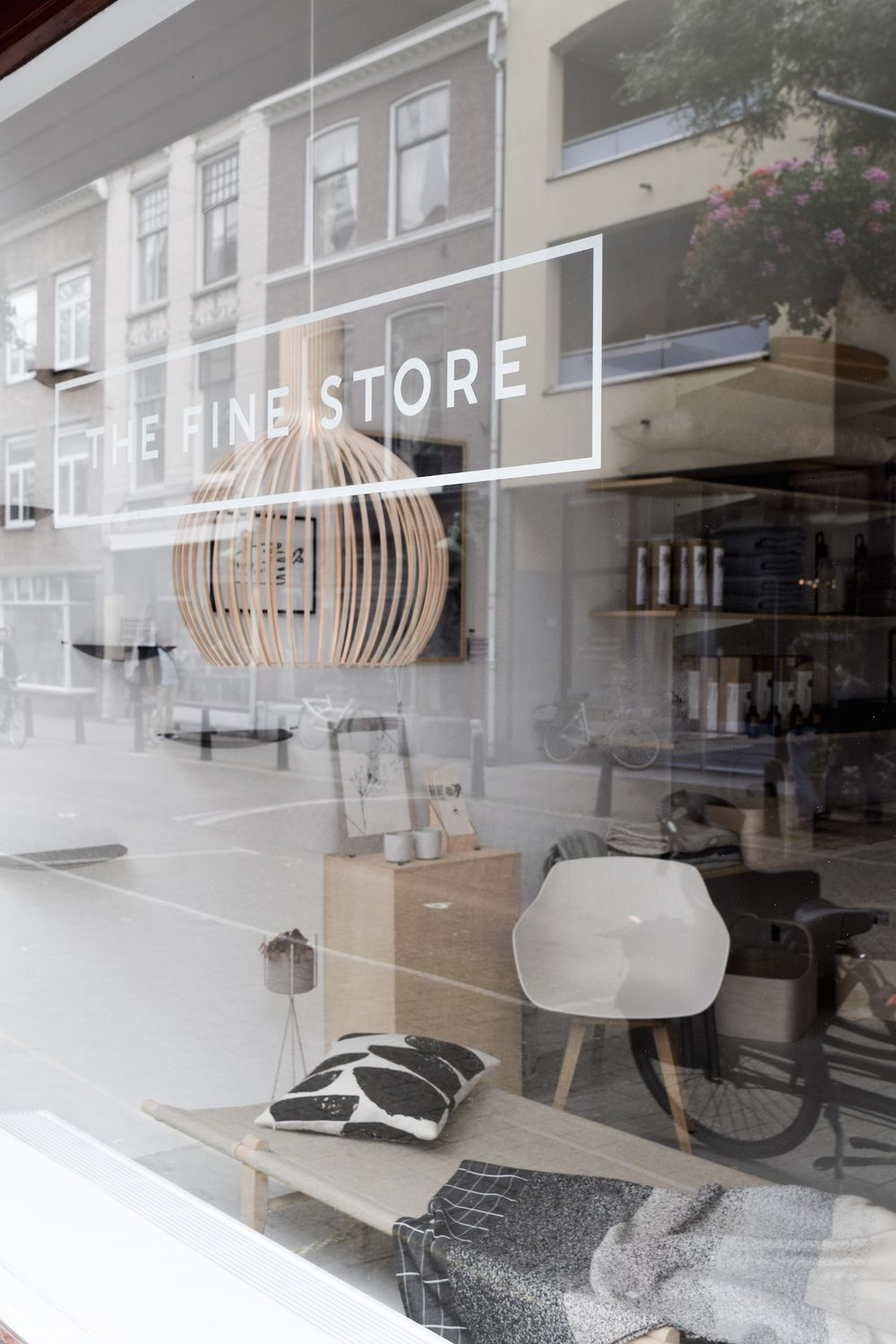 The Fine Store, The Hague