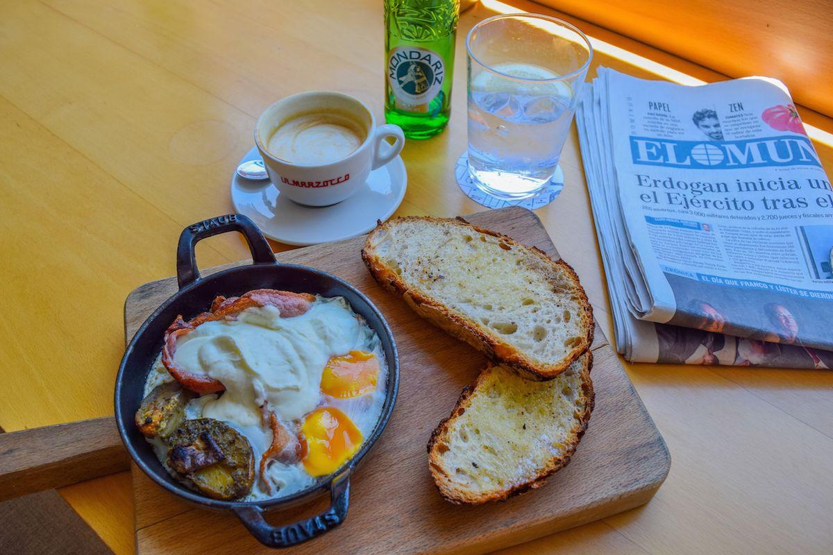 Cafe Federal Madrid