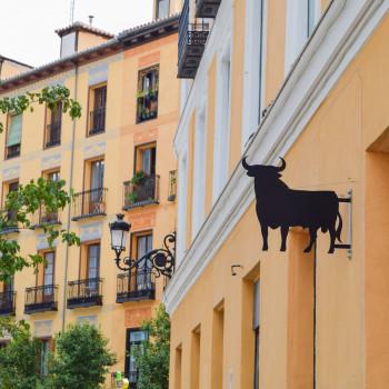 Streets of Madrid