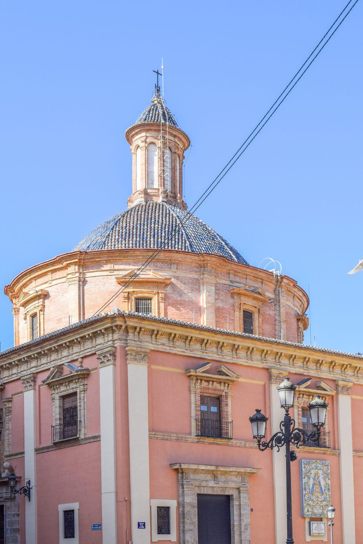Real Basilica De Los Desamparados, Valencia