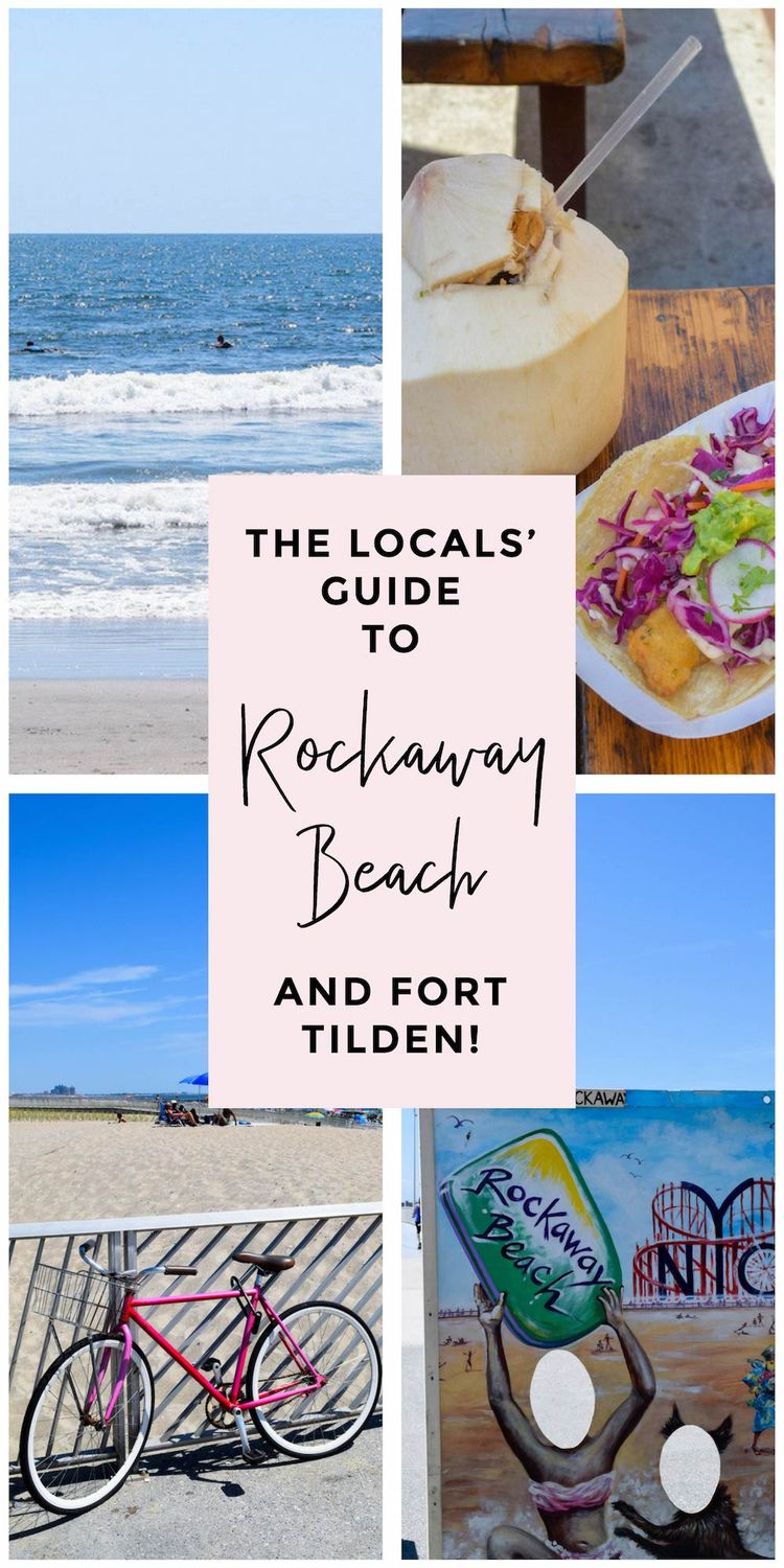 The Locals' Guide to Rockaway Beach & Fort Tilden, NYC beaches