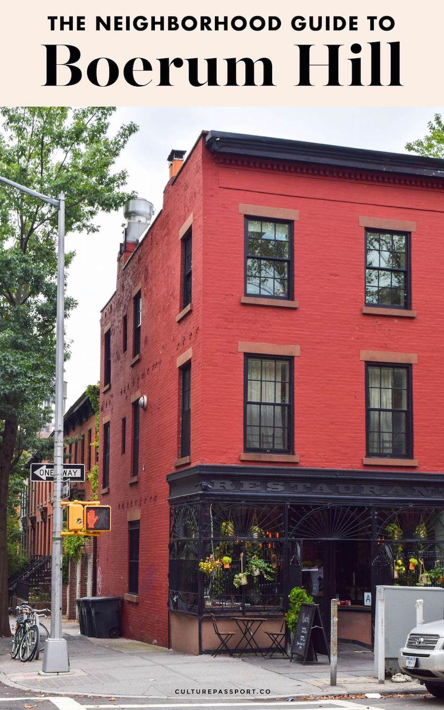 The Neighborhood Guide to Boerum Hill NYC